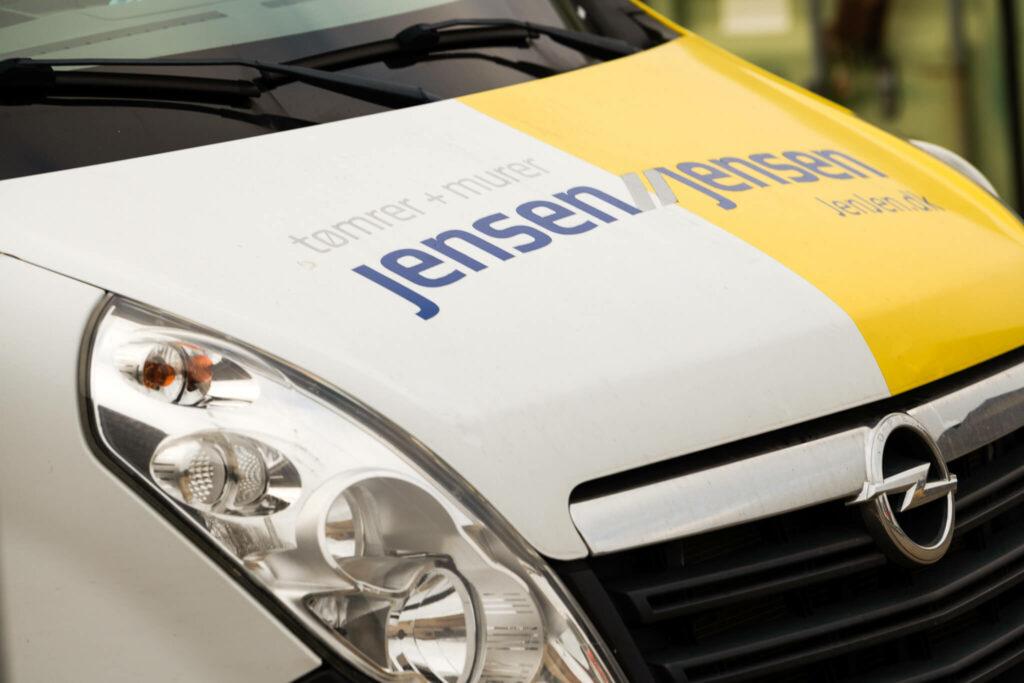 firmabil Jensen og Jensen