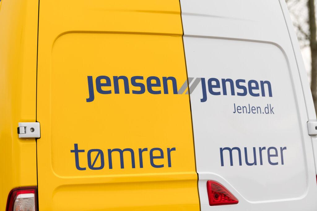 tømrer og murer Jensen og Jensen