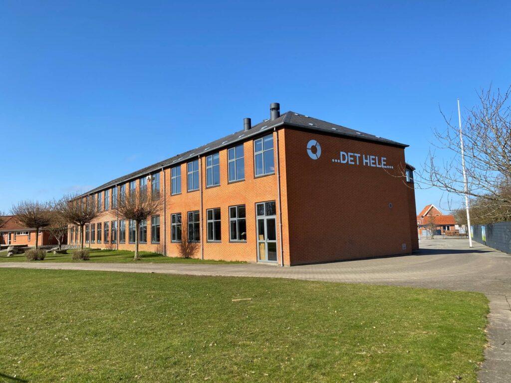 Erhvervsbyggeri - Borbjerg Skole