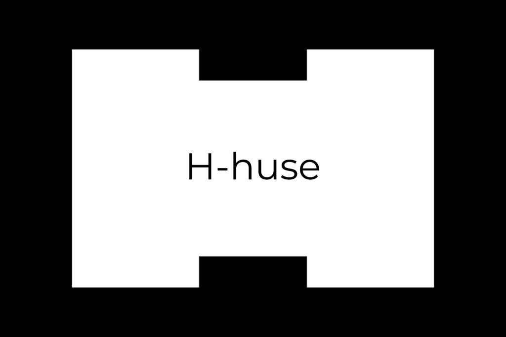 H-Huse ikon